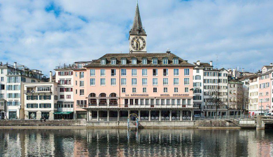 Best Hotels In Zurich Old Town