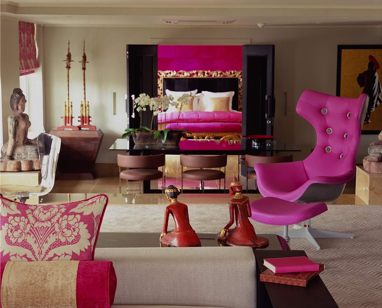 Schiaparelli Suite in the May Fair Hotel London