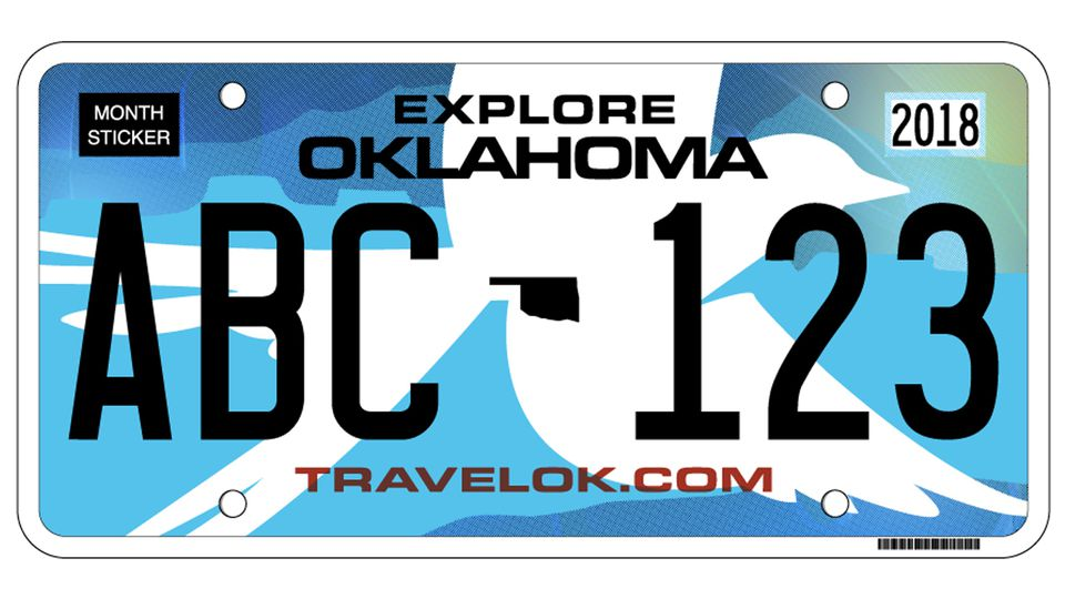 How To Get A Personalized Oklahoma License Plate