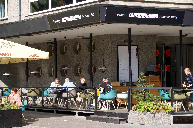 Old Town's Pegasus Restaurant