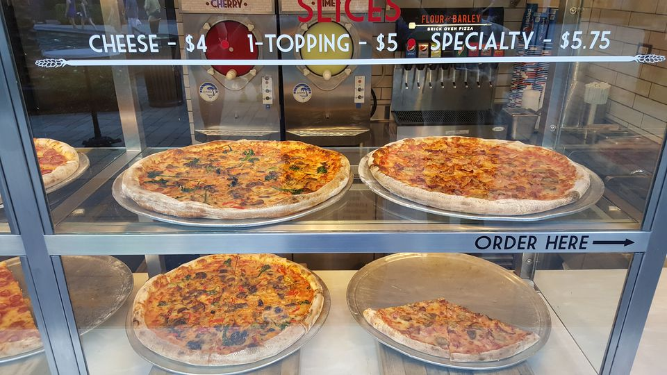 9 different types of pizza in the united states
