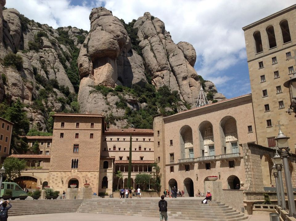 Montserrat, a day trip from Barcelona