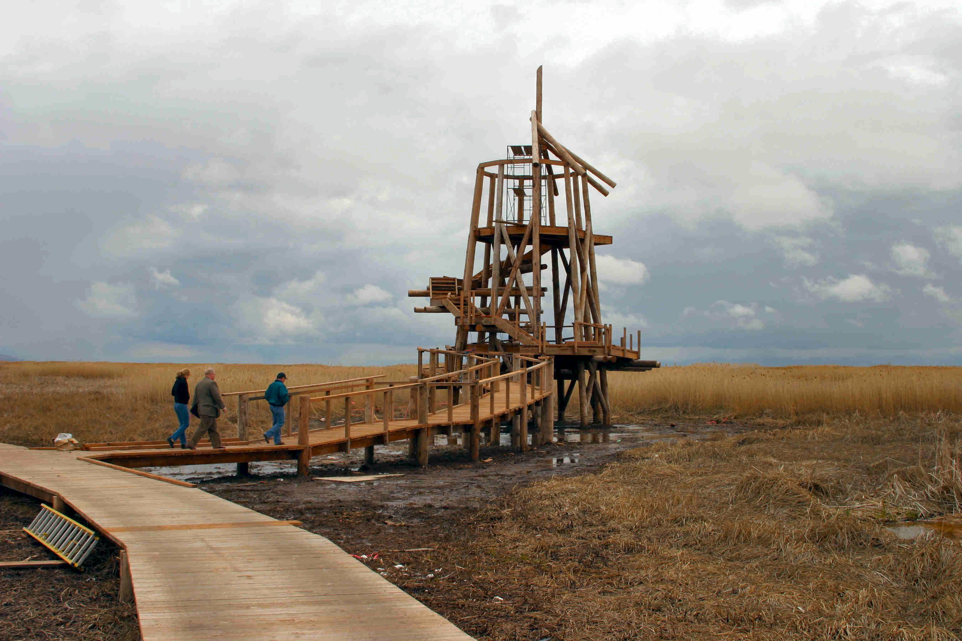 Great Salt Lake Shorelands Preserve in Salt Lake City