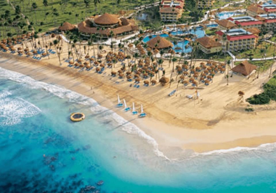 Beach At Dreams Punta Cana