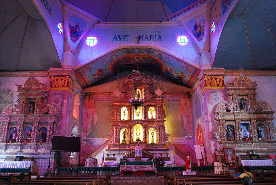 Iglesia de la Inmaculada Concepción (Iglesia de Baclayon), Bohol
