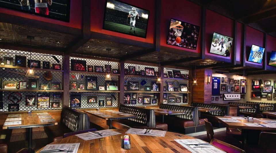 TAP Sports Bar at MGM Grand