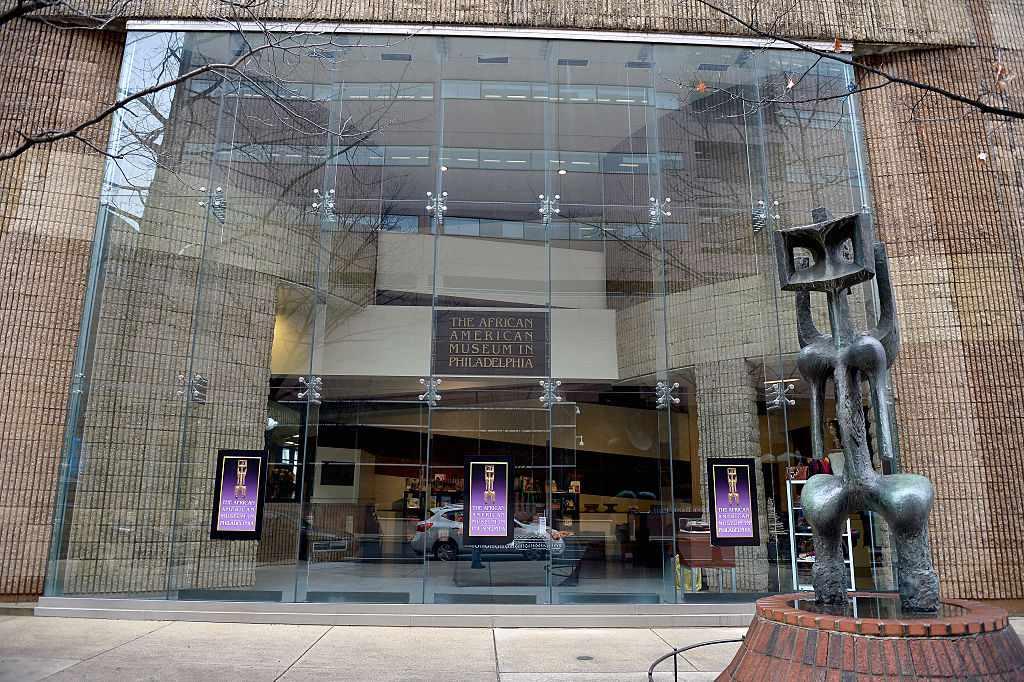 African American Museum in Philadelphia exterior