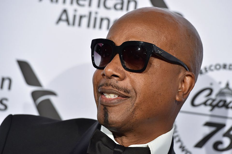 Rapper MC Hammer attends Capitol Records 75th Anniversary Gala