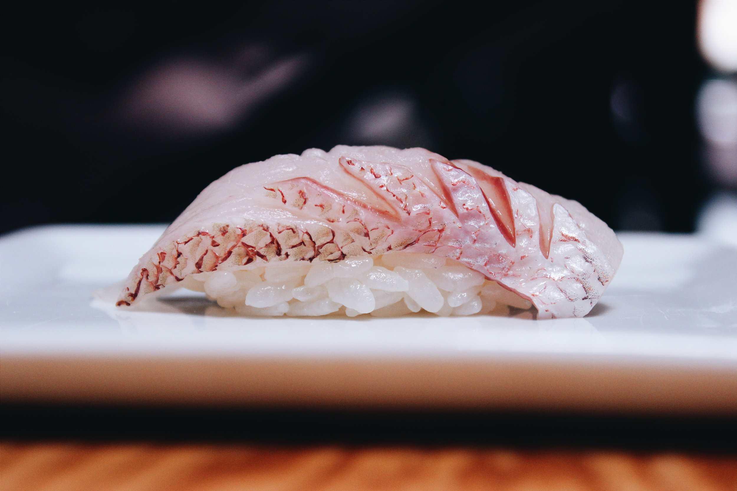 Nigiri at Nimblefish