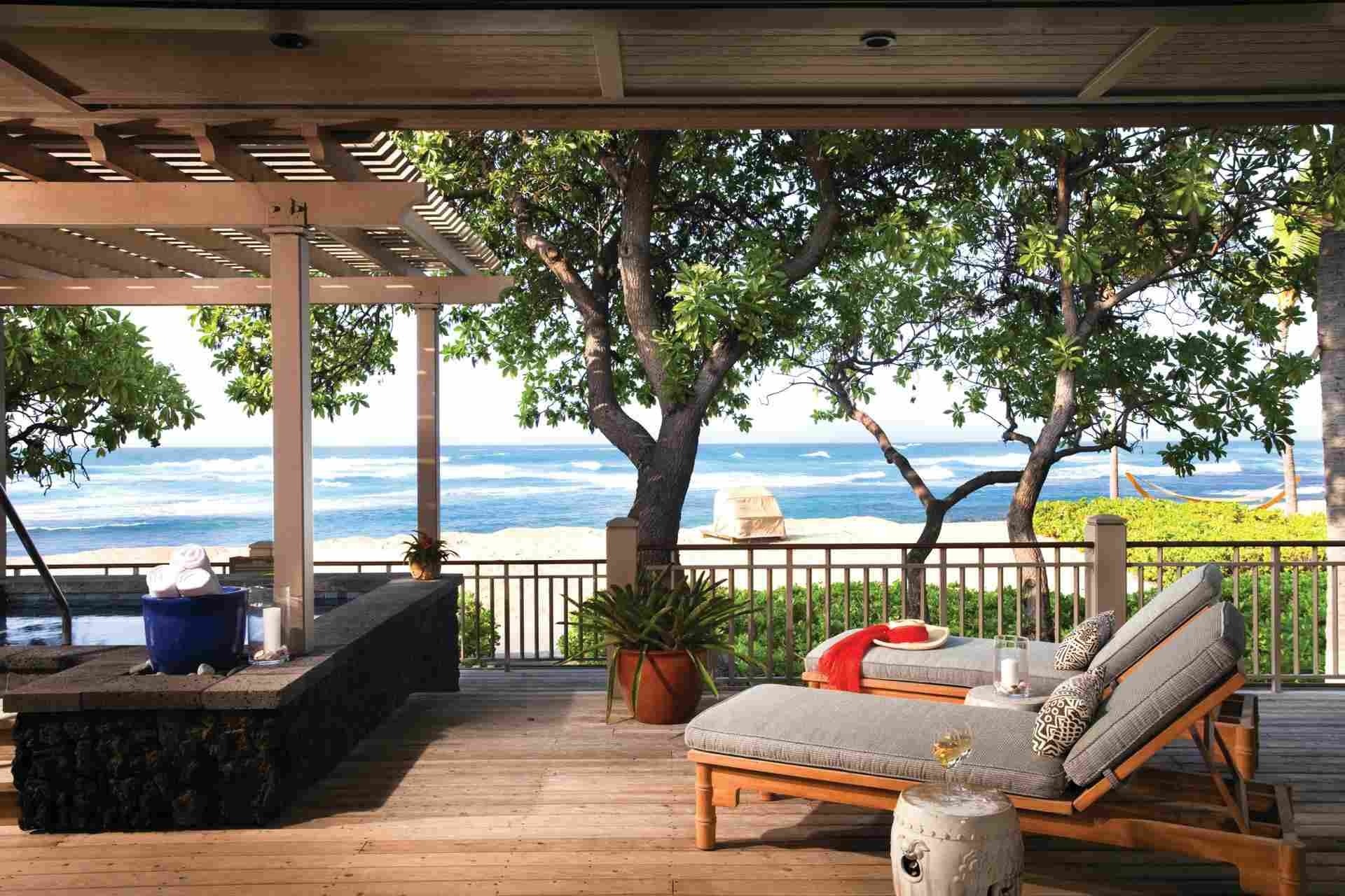 Four Seasons Resort Hualalai, Hawaii