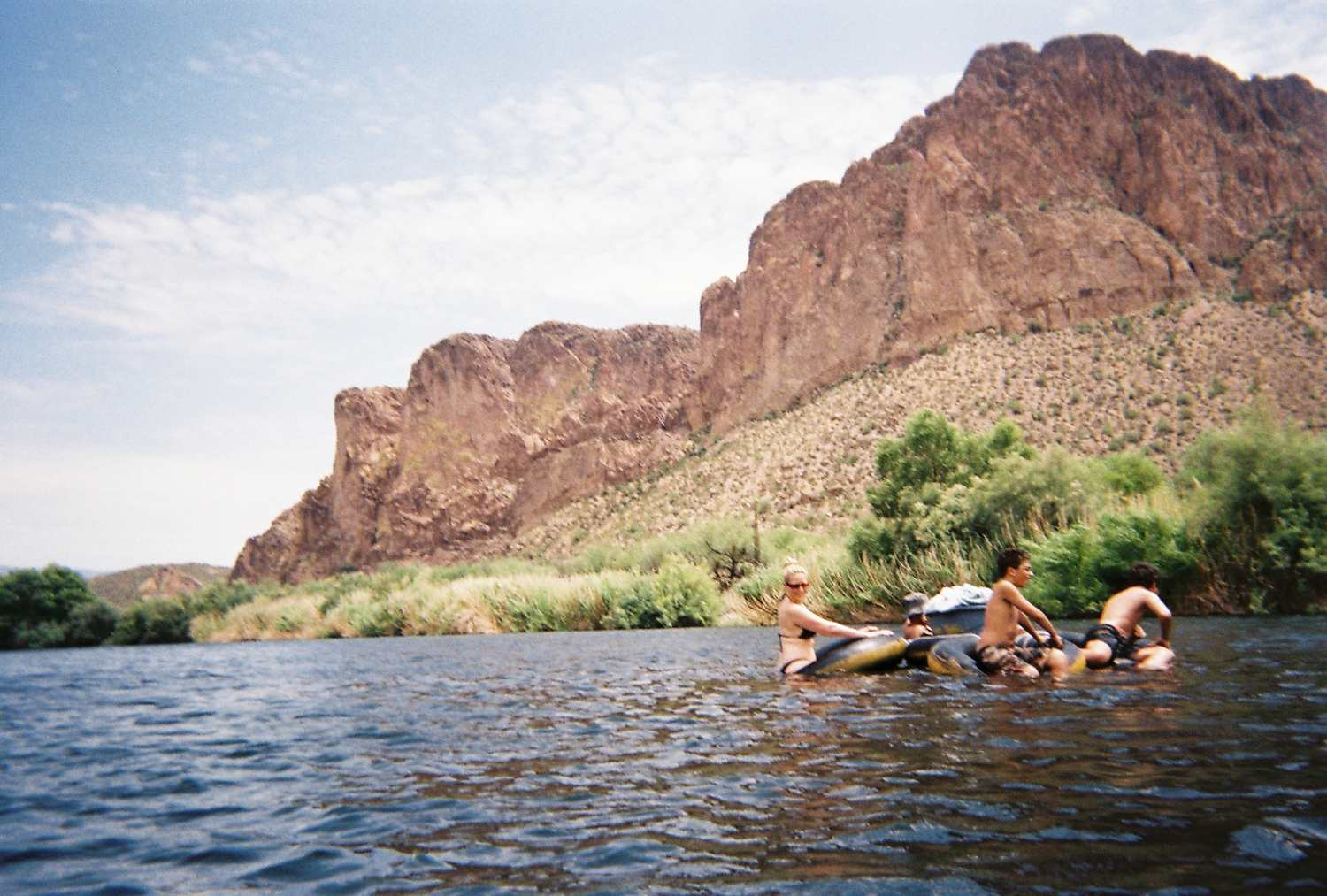 Arizonas Salt River Tubing experience to open after COVID