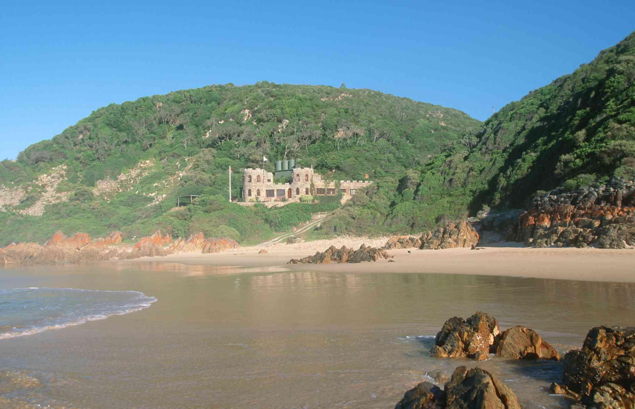 Noetzie Beach, Western Cape