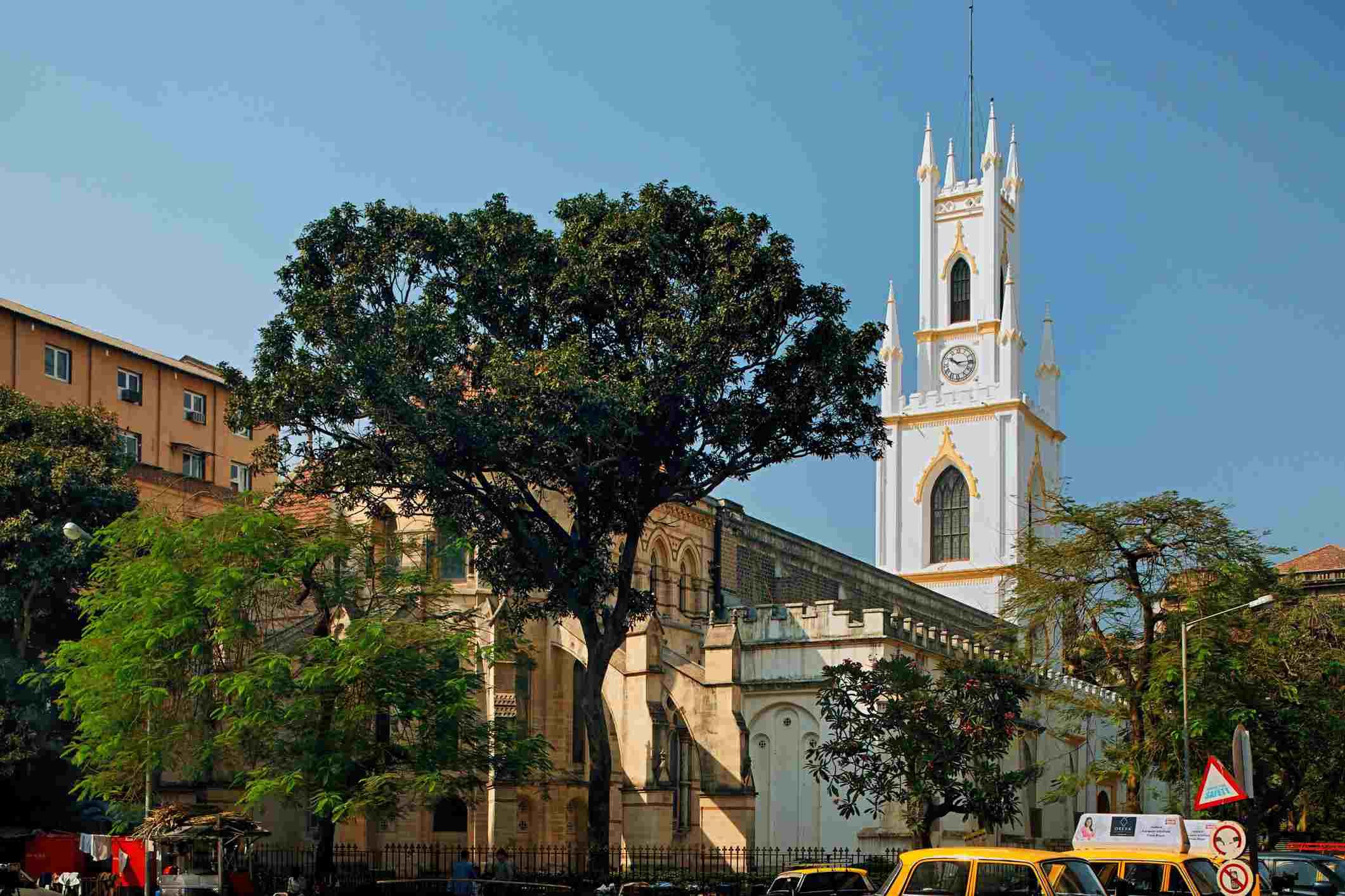 Saint Thomas Cathedral, Mumbai.