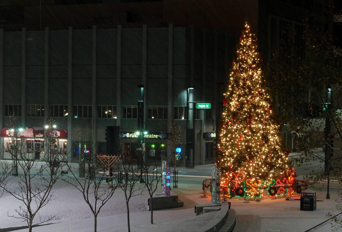 Reno Tree Lighting