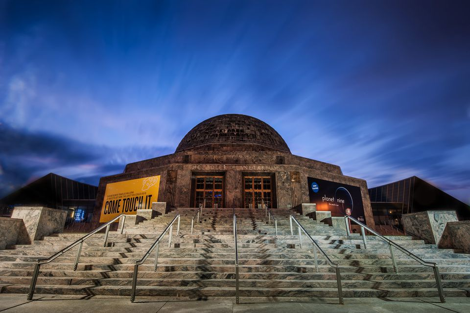 88 Seconds of the Adler Planetarium