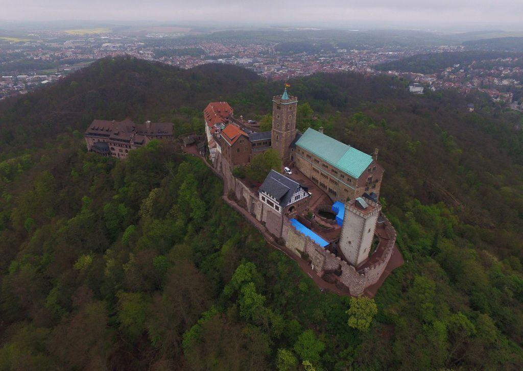 Hướng dẫn Lâu đài Wartburg ở Đức
