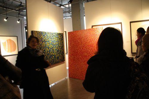 Art Labor gallery in Shanghai