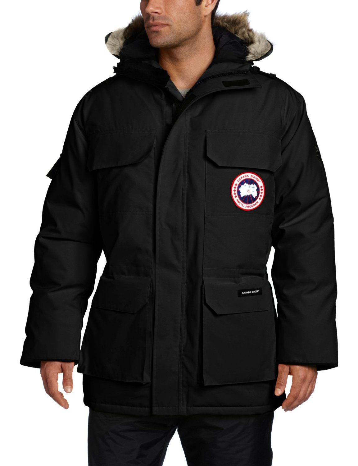 are canada goose jackets good for skiing