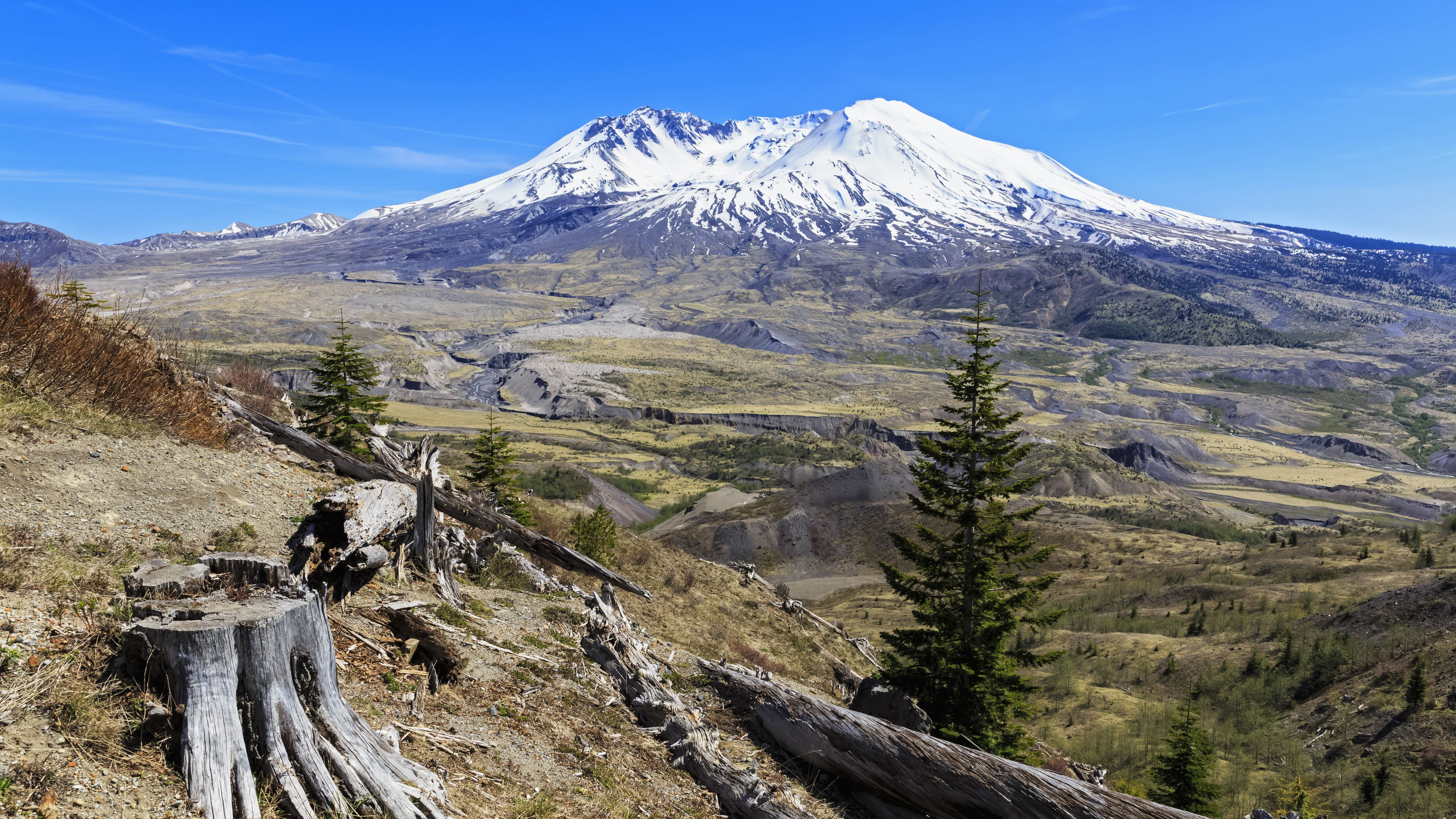 Mount St  Helens Lodging and Camping Recommendations
