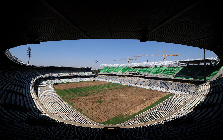 Bloemfontein Stadium, 2010 World Cup, South Africa
