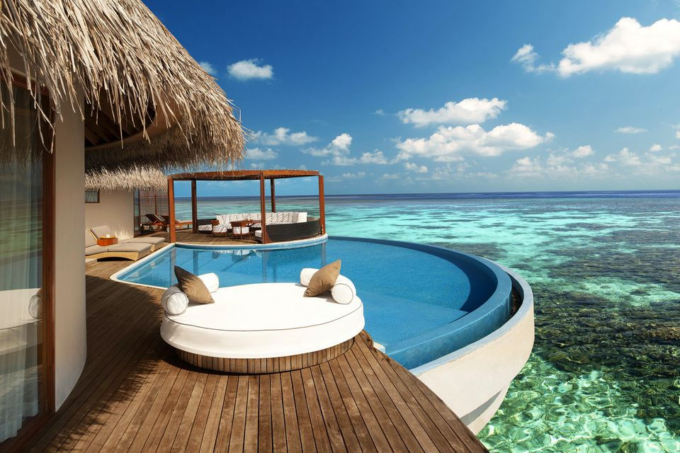W Maldives.