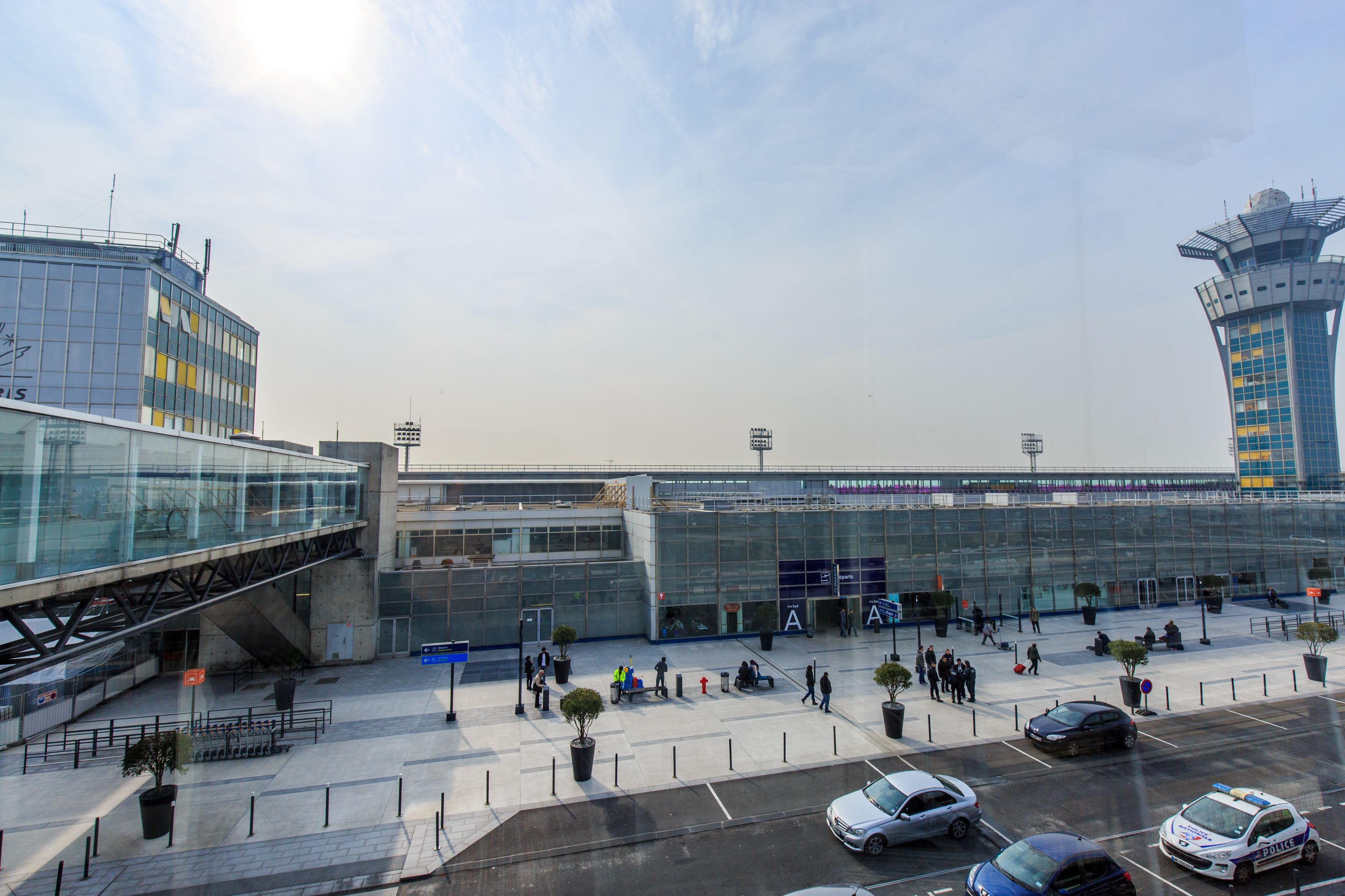 Aeroporto Orly : Paris airport transportation guide