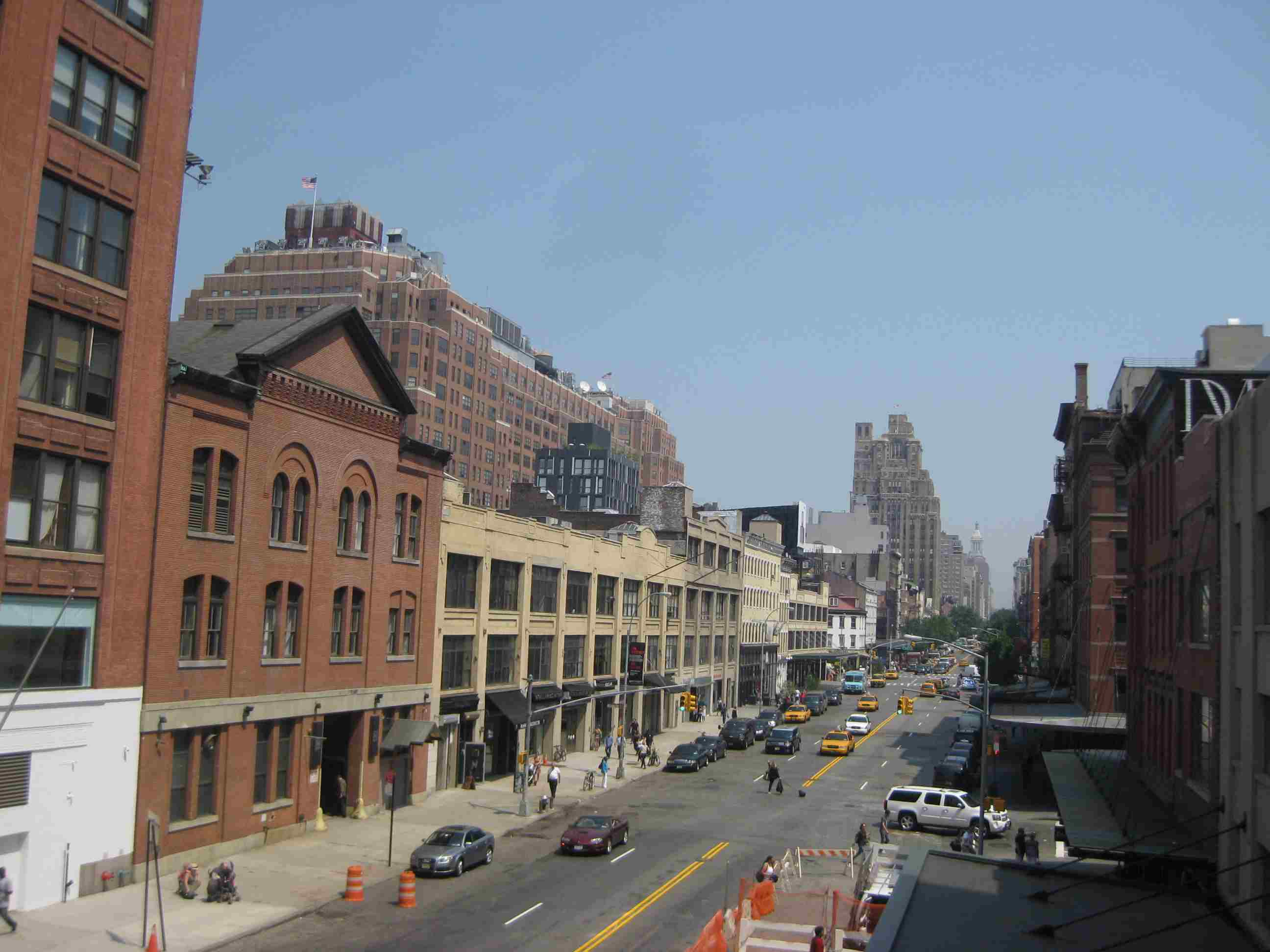 Chelsea New York City Gay Travel Guide and Photo Gallery