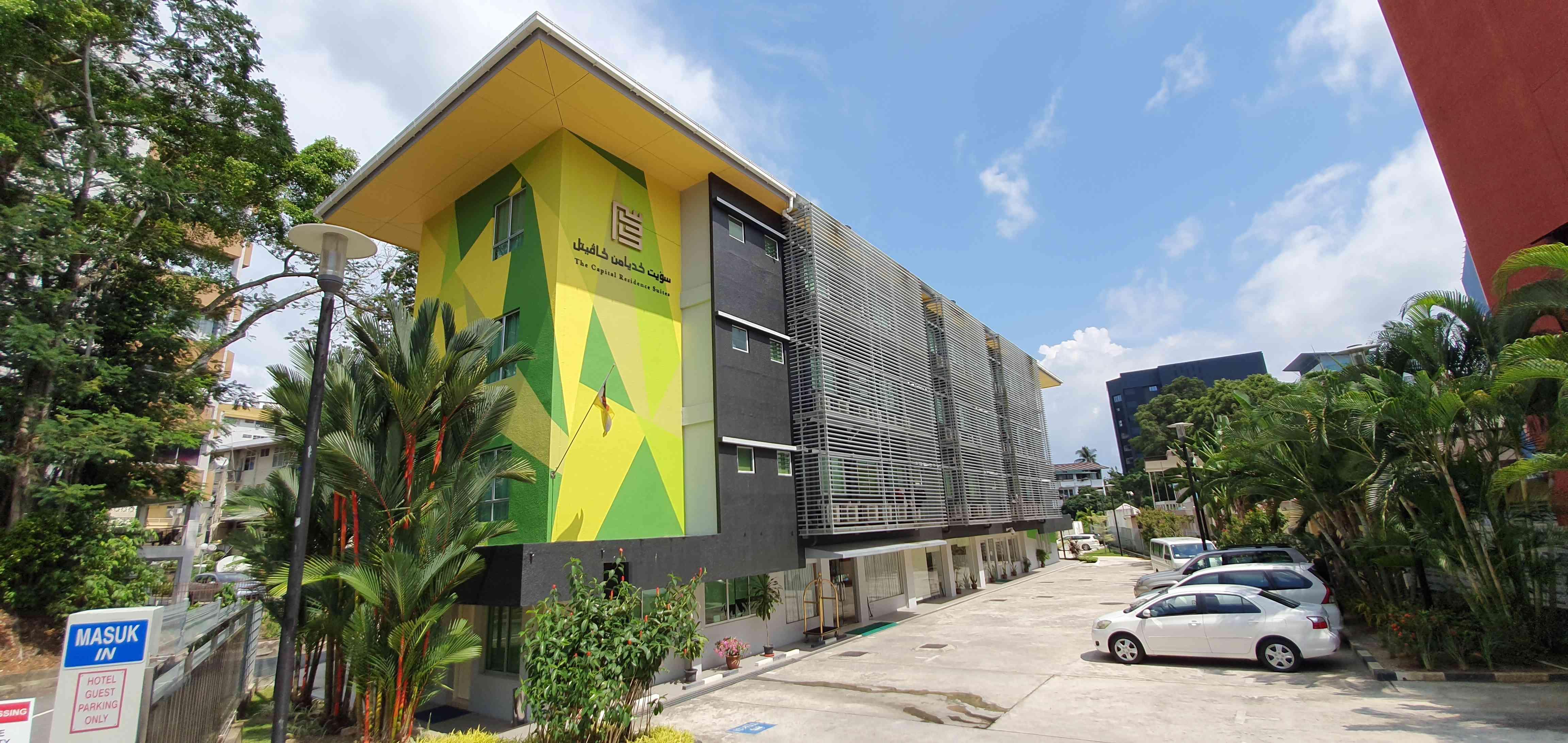 Capital Residence Suites, Brunei
