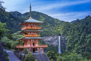 Kumano Kodo Pilgrimage Trail