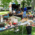 World's Longest Yardsale; Photo Credit: Courtesy of the Fentress County Chamber of Commerce