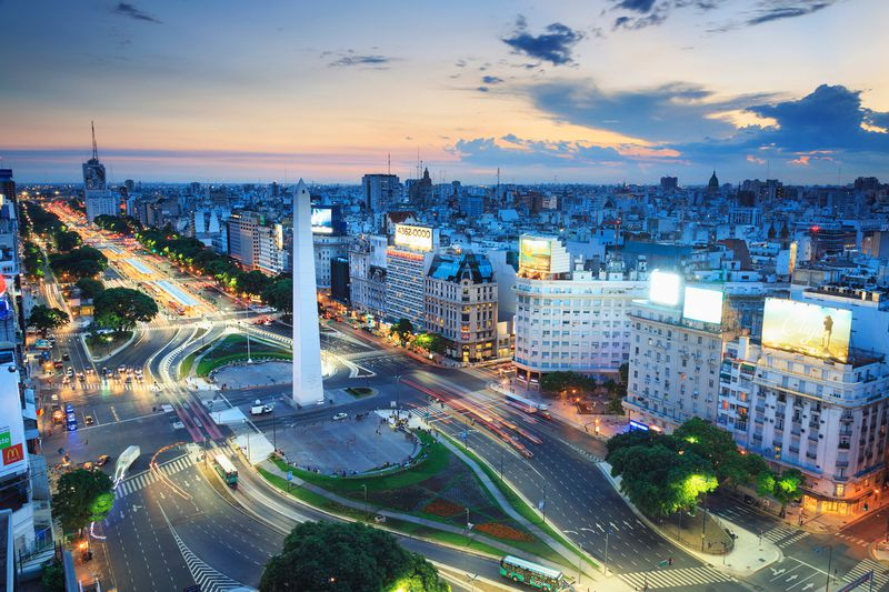 The Largest Cities in South America Ranked by Population