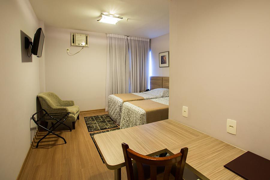 Budget friendly hotels in Rio de Janeiro