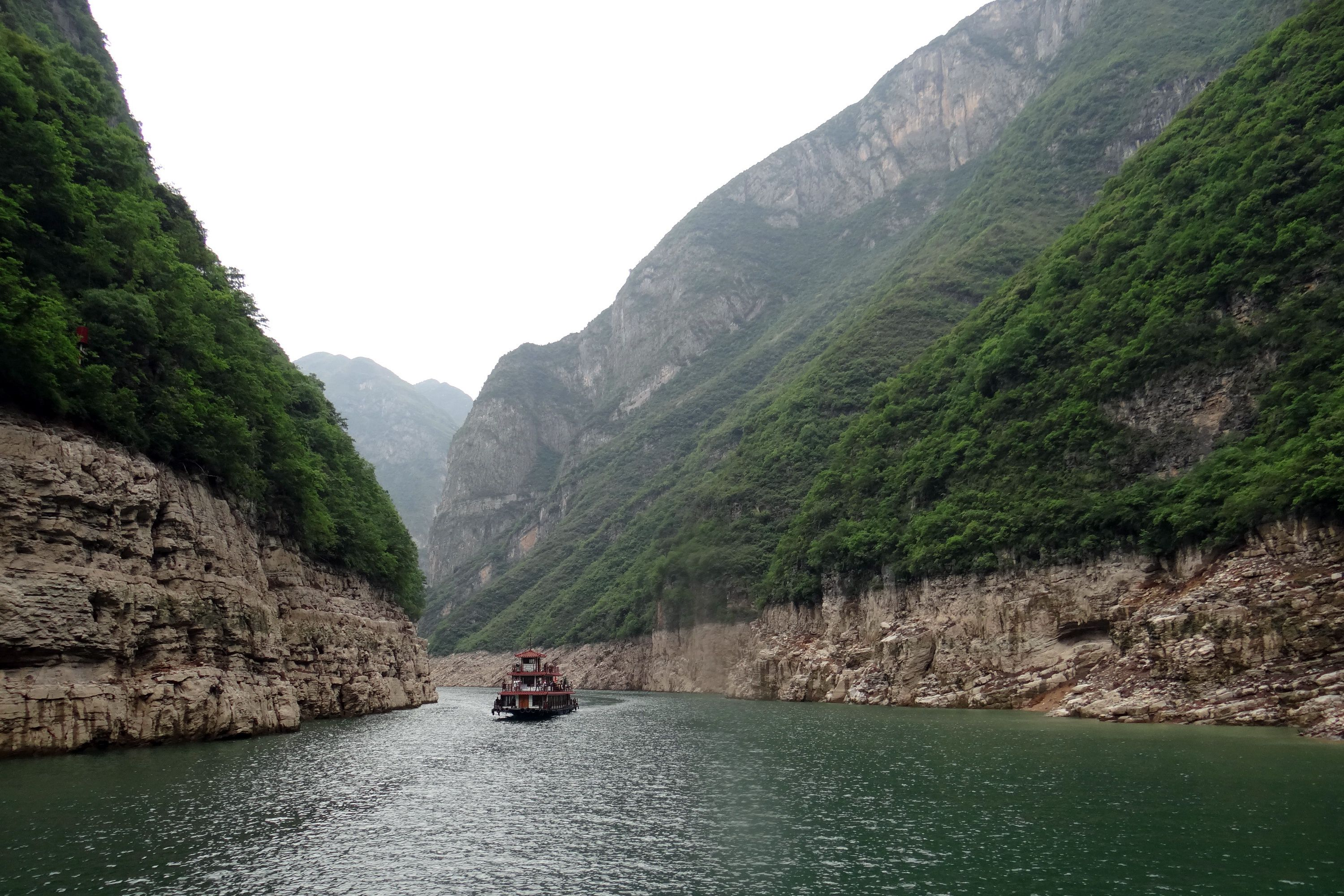 Lesser Three Gorges of the Yangtze River