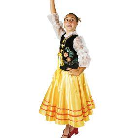 Polish Girl's Dress - Folk Dress from Poland