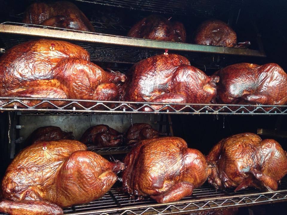 Smoked Turkeys