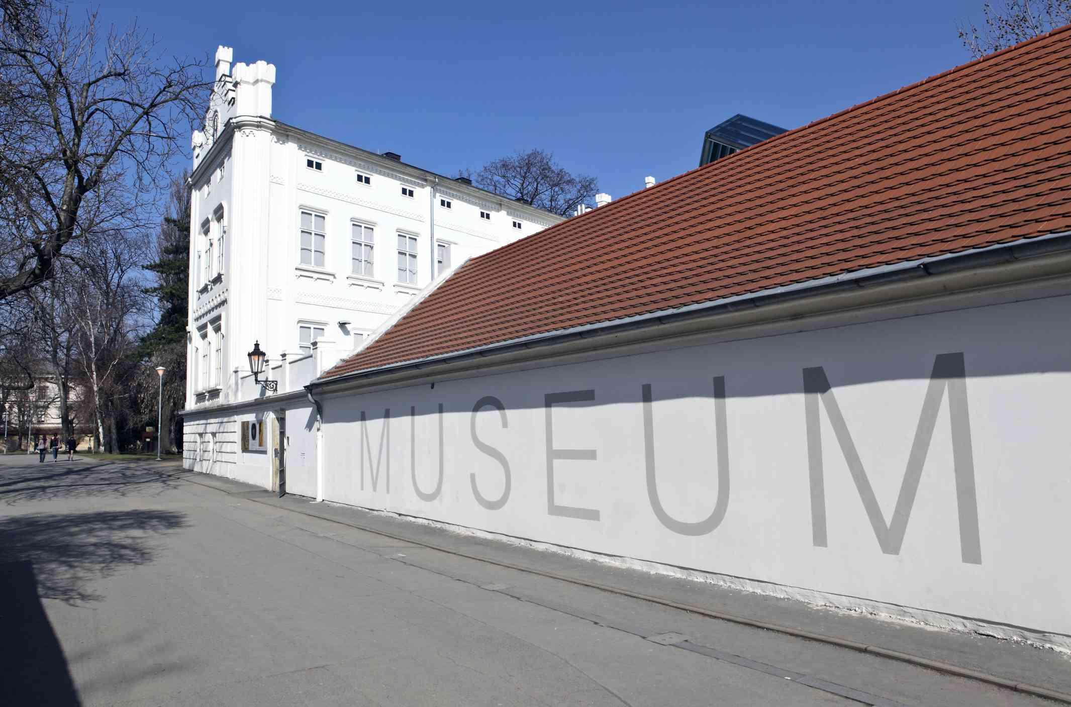 Museum in Prague, Czech republic