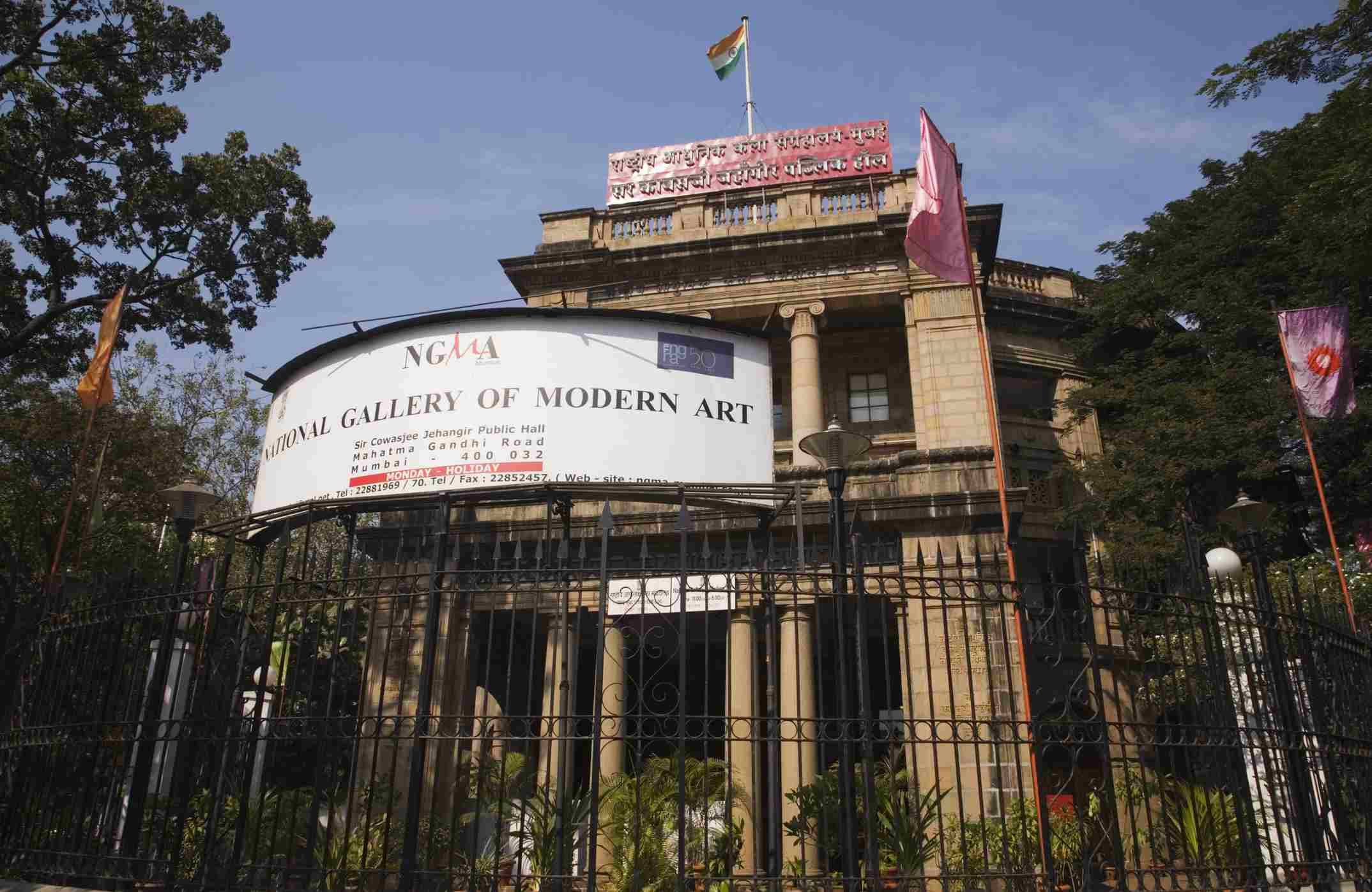 National Gallery of Modern Art, Mumbai.
