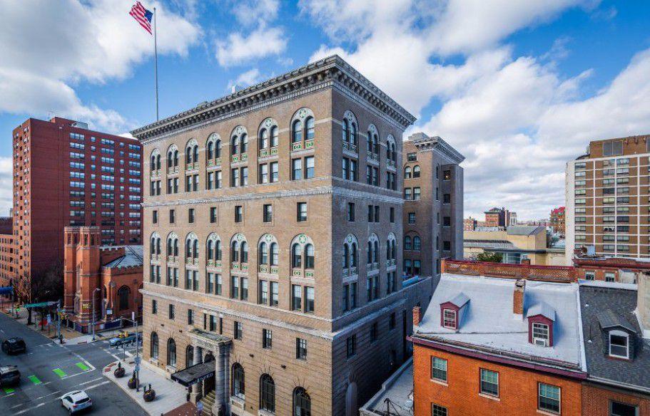 Best Boutique Hotel Indigo Baltimore Downtown