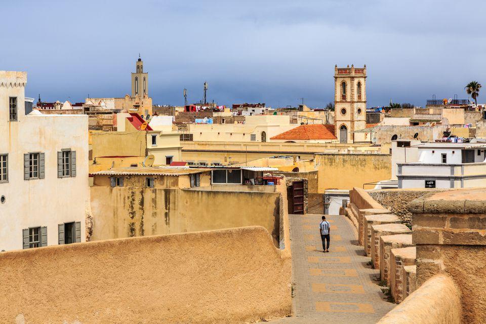 Morocco, El Jadida