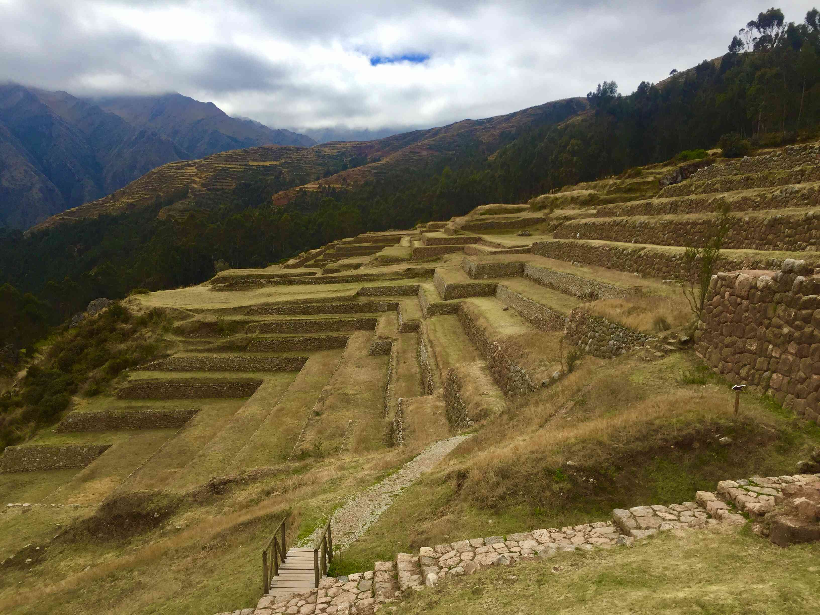 Pasos incas