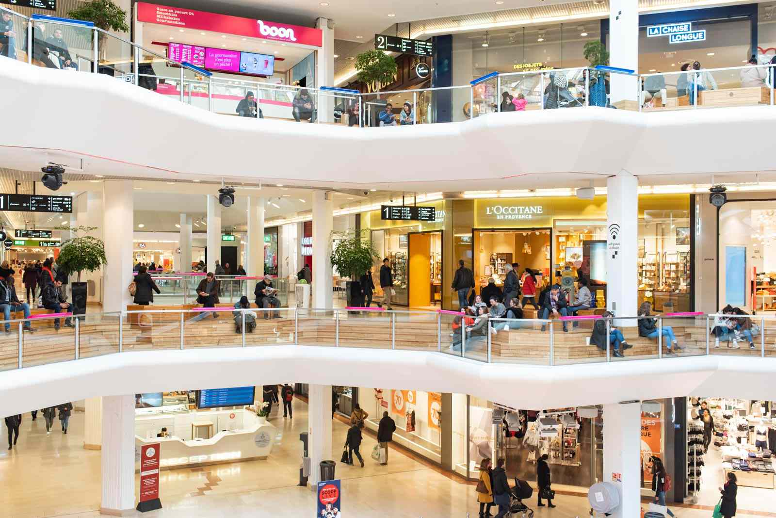 Part-Dieu Shopping Center