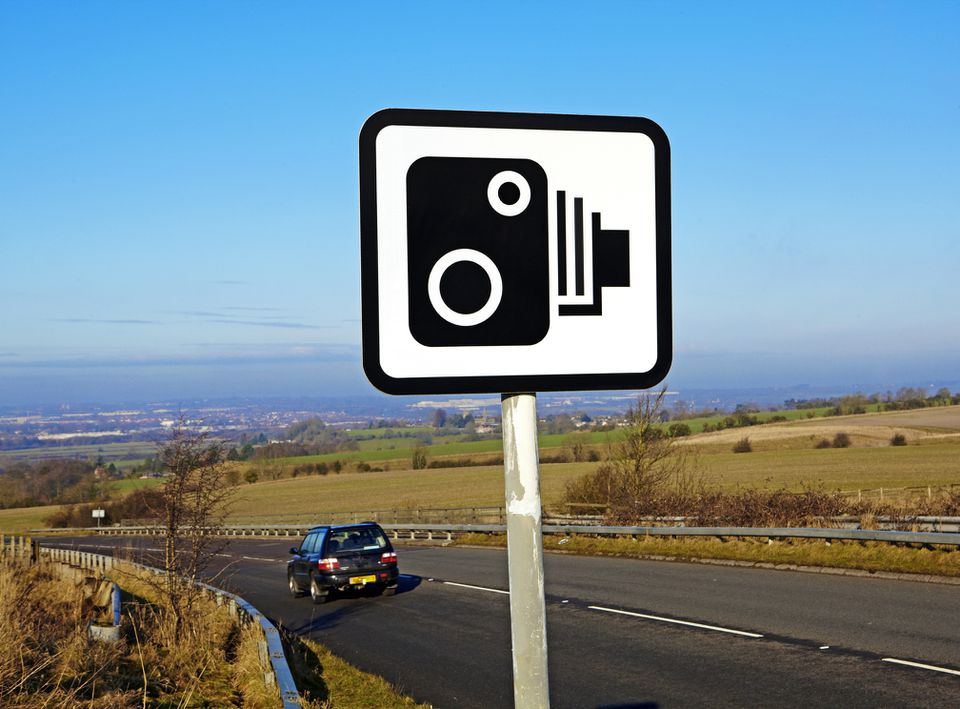 Don't Let Speed Cameras Add to Your Vacation Costs