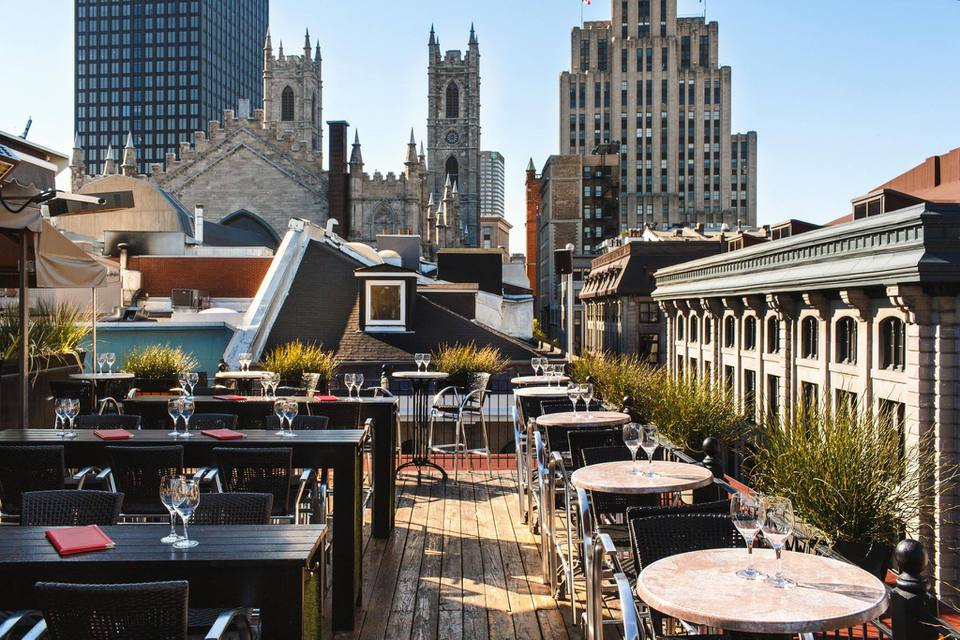 Montreal\'s Best Terraces and Rooftop Patios