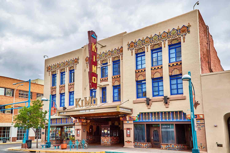 Kimo Theater, Albuquerque,New Mexico, USA