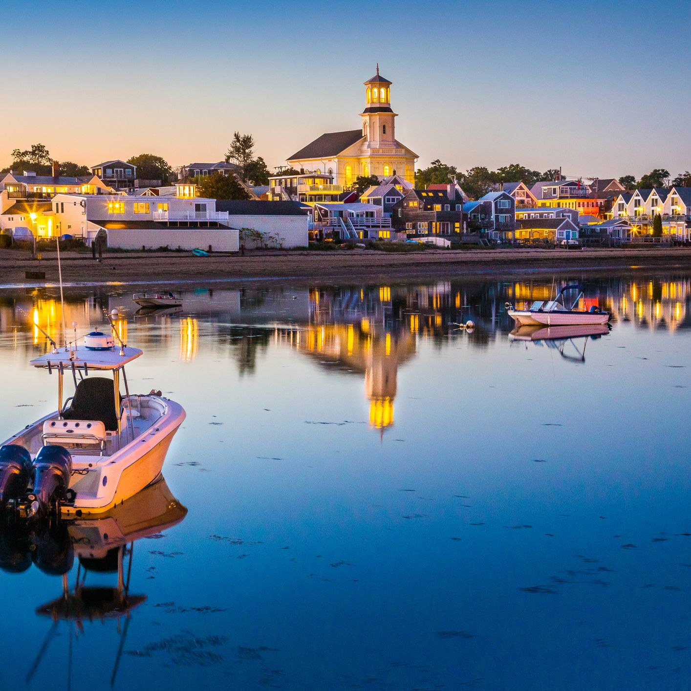 The Best Small Towns in Massachusetts