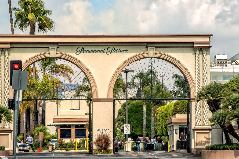 The Paramount Studios Tour . . . A Second Time ...   Paramount Studios Tour