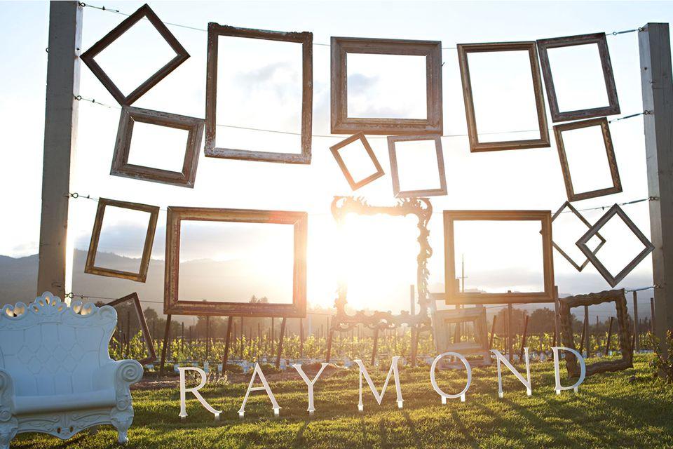 Teatro de la naturaleza en los viñedos de Raymond
