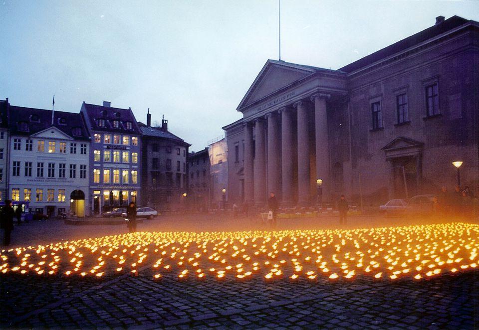 Copenhagen AIDS Memorial