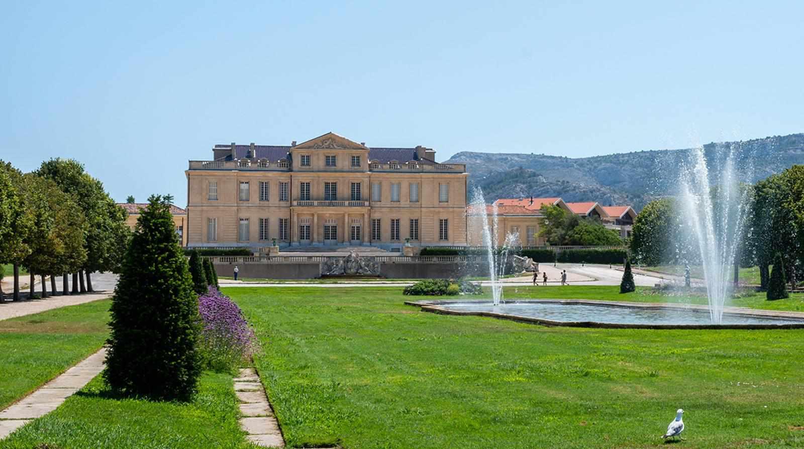 Chateau and Parc Boréy, Marseille