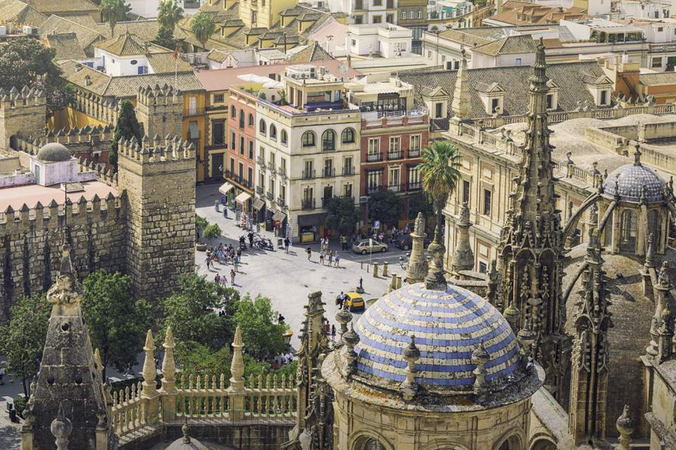 City of Seville, Spain
